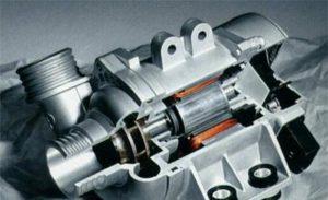 Pompa banyu elektronik BMW duwe akeh kaluwihan lan bisa ngirit bahan bakar
